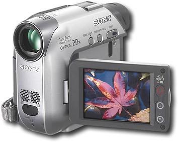 Handycam DCR-HC21 Mini DV Digital Camcorder
