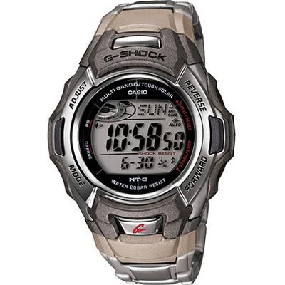 G-Shock Stainless Steel Multi-Function Digital Watch