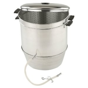 Aluminum Steam Juicer