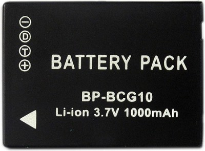 BP-BCG10 1000 mAh Battery for Panasonic ZS1 and ZS3 series