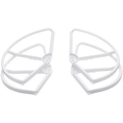 Phantom Series Propeller Guards (Set of 4) For DJI Phantom 4 Drones