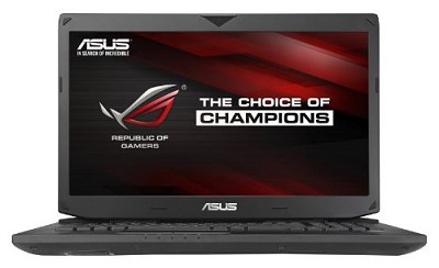 G750JM-DS71 ROG G750JM-DS71 Intel Core i7-4700HQ 17.3-Inch Laptop - OPEN BOX