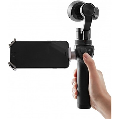 Osmo Handheld 4K Camera and 3-Axis Gimbal - OPEN BOX