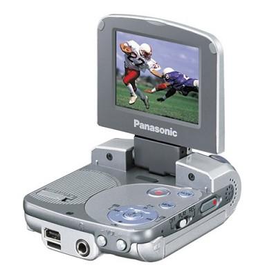 SV-AV30 Digital A/V Recorder/Player