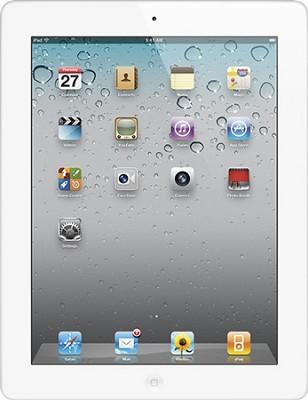 iPad 2 64GB with Wi-Fi - White