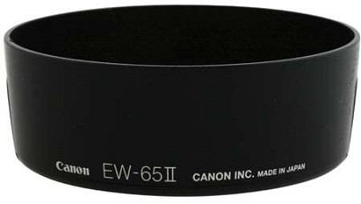EW-65II Lens Hood for Canon Lens 28 f/2.8, EF 35 f/2 - OPEN BOX