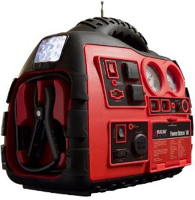 2485 200-Watt Power Dome NX Jump Starter & Emergency Power Source