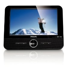 DCP851 8.5-Inch Portable DVD Player with Ipod Dock - Open Box