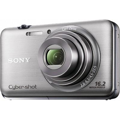 Cyber-shot DSC-WX9 Silver Digital Camera