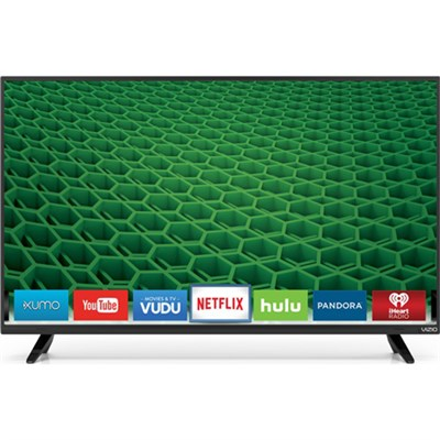 D32-D1 - D-Series 32-Inch 120Hz Full-Array Full HD LED Smart TV - OPEN BOX