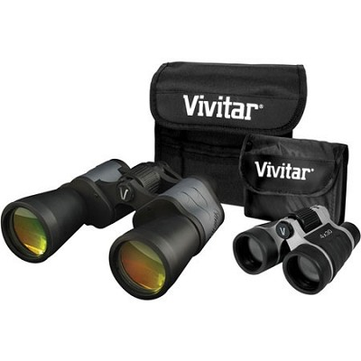 VIV-VS-1043 10X50 & 4X30 Binocular Value Set