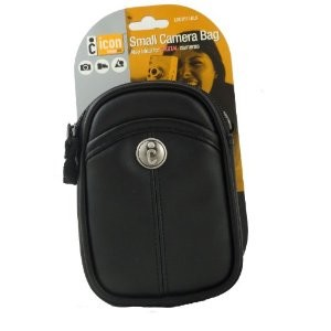 Compact Digital Camera Deluxe Carrying Case - L3ICM111-black