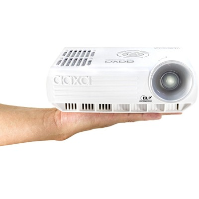 M4 Mobile LED Projector Battery Powered WXGA 1280x800 Resolution - MP-400-01