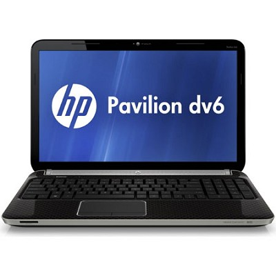 Pavilion 15.6` DV6-6110US Entertainment Notebook PC - AMD Quad-Core A6-3400M