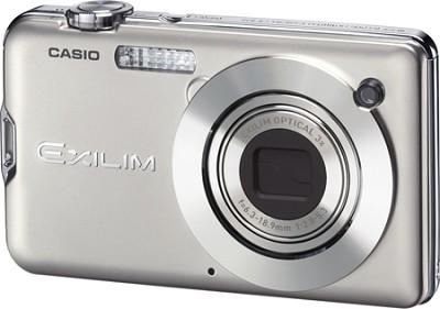 Exilim S12 12.1 MP 2.7` LCD Digital Camera (Silver) - OPEN BOX
