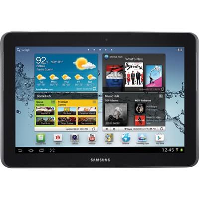 10.1` Galaxy Tab 2 10.1 16GB Slate Tablet -Open Box