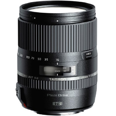 16-300mm f/3.5-6.3 Di II VC PZD MACRO Lens for Canon EF-S Cameras Refurbished
