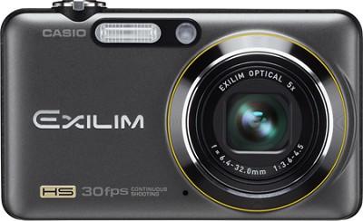 Exilim FC100 9MP 2.7` LCD Digital Camera (Black) - Refurbished