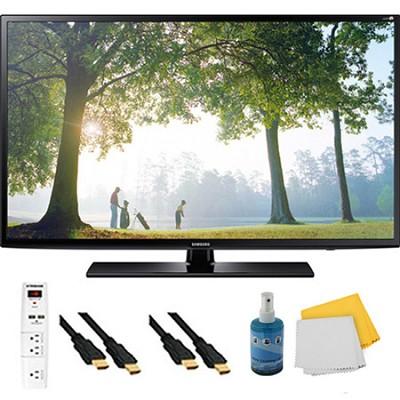 UN46H6203 - 46-Inch 120hz Full HD 1080p Smart TV Plus Hook-Up Bundle