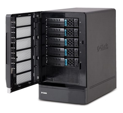 xStack DSN-1100-10 Storage Area Network Array - 5 bay storage unit