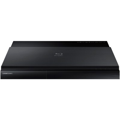 BD-J7500 - 4K Upscaling 3D Wi-Fi Smart Blu-ray Player - OPEN BOX
