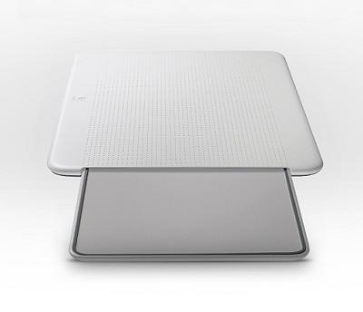 Logitech Portable Lapdesk N315, Peacock Blue (939-000308)