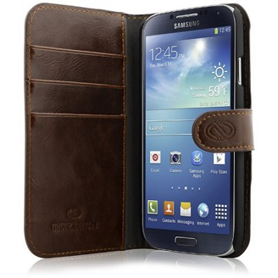 Klass Case for Samsung Galaxy S4 - Brown