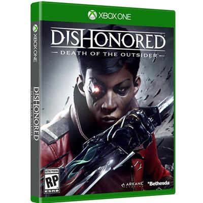 Dishonored: The Death of the Outsider - Xbox One - 17225