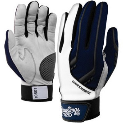 BGP1050T - 1050 Workhorse Batting Gloves, Navy, Small