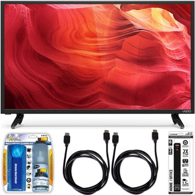 E48-D0 - 48-Inch SmartCast Full-Array LED 1080p HDTV Essential Accessory Bundle