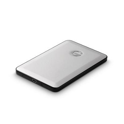 G-DRIVE Slim USB 2.0 320 GB Portable External HD w/ Smallest Industrial Design