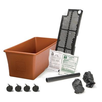 EarthBox Garden Kit in Terracotta - 80105.36