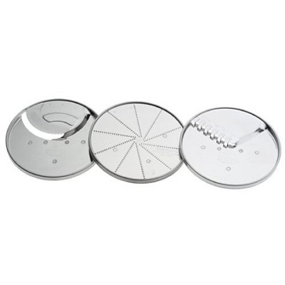 3-Piece Specialty Disc Set fits 14-cup Food Processor