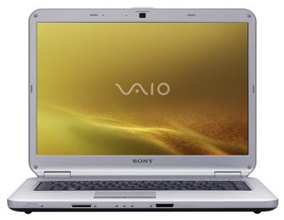 VAIO VGNNS190J/S 15.4 PC Notebook