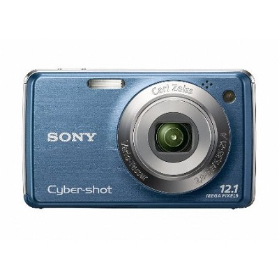 Cyber-shot DSC-W230/L 12.1 MP Digital Camera w/ 3.0` LCD (Teal) REFURBISHED