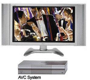 LC-37HV4U AQUOS 37` 16:9 LCD Panel TV
