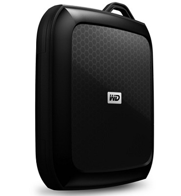 WD Nomad Rugged Case for My Passport Hard Drive - OPEN BOX