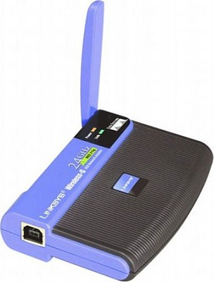 Wireless-G USB Network Adapter - OPEN BOX