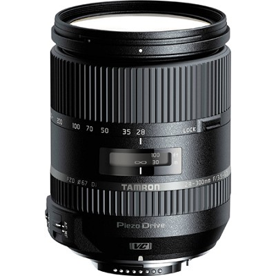 28-300mm F/3.5-6.3 Di VC PZD Lens for Nikon - OPEN BOX