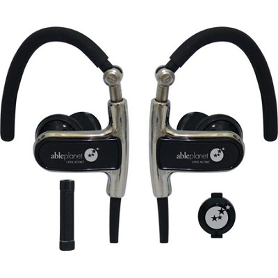 SI1100 Clear Harmony In-Ear/Hook Headphones with Mic/Remote