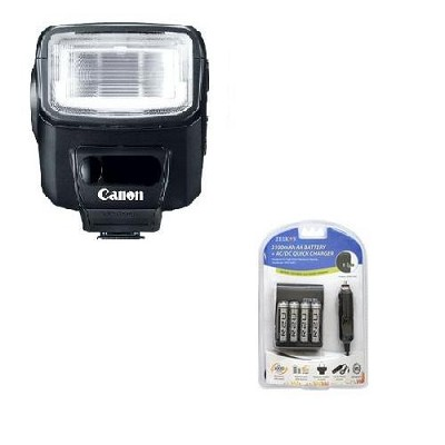Speedlite 270EX II Flash for Canon SLR Cameras Super Savings Kit