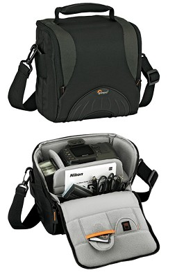 Apex 140 AW Shoulder Bag (Black)