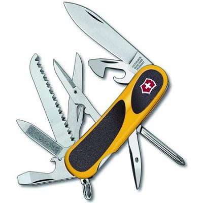 EvoGrip 18 Swiss Army Knife, Yellow