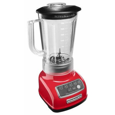 5-Speed Classic Blender in Empire Red - KSB1570ER