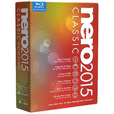 2015 Classic Multimedia Software - OPEN BOX