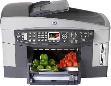 OfficeJet 7410 All-In-One Inkjet Color printing, copying, scanning and faxing