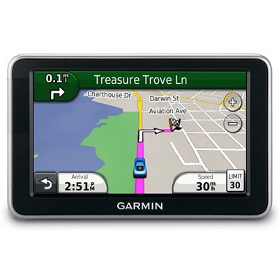 nuvi 2300LM 4.3`  Widescreen Portable GPS Navigator w/ Lifetime Map Updates