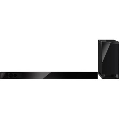 SC-HTB520 2.1 Channel Sound Bar Speaker System with Wireless Kelton Subwoofer