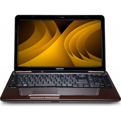 Satellite 15.6` L655-S5166BN Notebook PC - Brown Intel Ci5 480M Processor