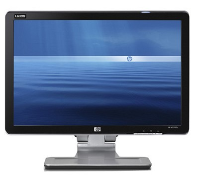 W2207h 22-inch widescreen flat panel monitor with BrightView panel
